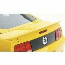 3dCarbon Mustang 3 Piece Ducktail Spoiler (Unpainted)