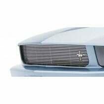 3dCarbon 05-09 Mustang V6 Chrome Billet Style Grille