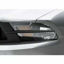 3D Carbon Mustang Headlight Splitters