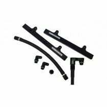 DivisionX 05-2010 Mustang GT High Flow Fuel Rail Kit