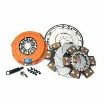 "Centerforce 415114805 DYAD XDS Extreme Drive System 10.4"" Twin Disc Clutch and Flywheel Kit - 26 Spline (1996-2004 Mustang GT / Cobra / Mach-1 / 2007-2009 Shelby GT500)"