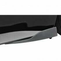 Roush 2015-2020 Mustang Side Rocker Winglets (Molded Black) - 421882