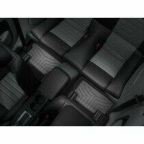 Weathertech FloorLiner DigitalFit 2005-2014 Ford Mustang (2nd Row 2-Piece Liner - Black)
