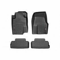 Weathertech FloorLiner DigitalFit 2005-2014 Ford Mustang (1st & 2nd Row Black)