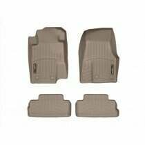 Weathertech FloorLiner DigitalFit 2005-2014 Ford Mustang (1st & 2nd Row Tan)