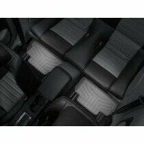 Weathertech FloorLiner DigitalFit 2005-2014 Ford Mustang (2nd Row 2-Piece Liner - Grey)