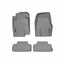 Weathertech FloorLiner DigitalFit 2005-2014 Ford Mustang (1st & 2nd Row Grey)
