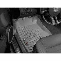 Weathertech FloorLiner DigitalFit 2005-2014 Ford Mustang (1st Row Driver & Passenger Grey)