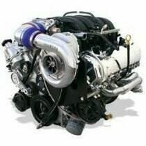 Vortech 07-09 GT 4.6L 3V V-2 SQ Si-Trim Tuner Kit - Polished
