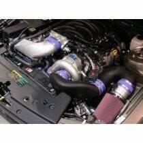 Vortech 07-09 GT 4.6L 3V V-2 SQ Si-Trim H.O. Tuner Kit -Polished