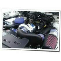 Vortech 05-06 4.0L V6 V-3 Si-Trim High Output System (Polished)