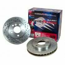 Baer 99-04 Lightning Front Sport Rotors (14mm Studs)
