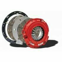 Mcleod Camaro RST Twin Disc Clutch Kit with Lightened Steel Flywheel (2010-2012 Camaro V8)