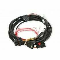 Holley EFI 558-461 DBW (Drive-by-wire) throttle body harness (2005-2010 Mustang GT, GT500)