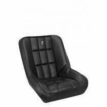Corbeau Baja Low Back Fixed Back Suspension Seat (Each)