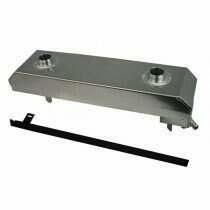 Moroso 07-12 GT500 Dual Tank Intercooler/Radiator Reservoir - Uses Stock Caps