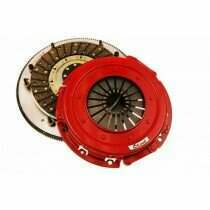 Mcleod 6430803C Mustang Street Twin 10 Spline Clutch Kit w/ 8 Bolt Steel Flywheel (96-04 Mustang GT ; Bullitt ; Mach-1 ; Cobra)