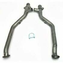 "JBA 96-04 Mustang 2.5"" Off Road H-Pipe (For use with JBA Mid-length Headers)"