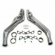 "JBA 2011-2014 Mustang 5.0L 1-7/8"" Long Tube Headers (Silver Ceramic)"