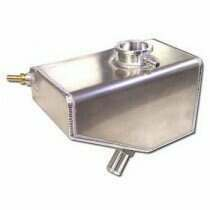 Canton Mustang Coolant Expansion Tank (Uses Aftermarket Cap)