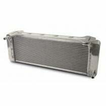 AFCO 99-04 Lightning/Harley Davidson PRO Series Double Pass Heat Exchanger