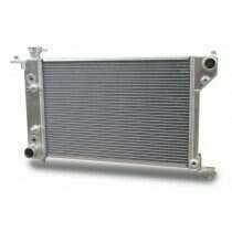AFCO Racing 94-95 5.0L Mustang GT Direct Fit High Performance Radiator (Manual Transmission)
