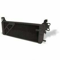 AFCO Pro-Series Dual Pass Heat Exchanger (Black Thermal Coat)
