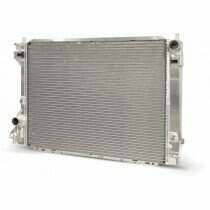 AFCO 05-09 Mustang GT High Performance Aluminum Radiator (Black Thermalcoat)
