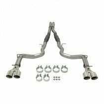 Flowmaster 817740 Dodge Challenger 6.2/6.4L SRT/Hellcat OUTLAW Catback Exhaust System