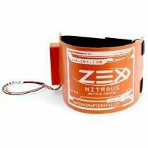 Zex Nitrous Bottle Heater