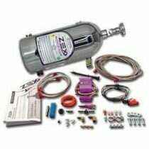 Zex Mustang Nitrous System (Polished Bottle)