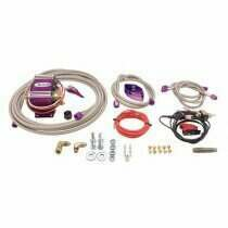 ZEX Nitrous System Without Bottle (1999-2004 Mustang GT) - 822171