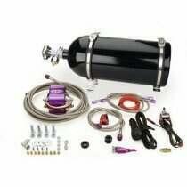 Zex 6.2L Camaro SS Nitrous System (Blackout)