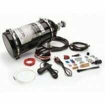 Zex Mustang GT 5.0L Blackout Nitrous System