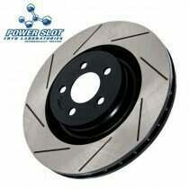 Powerslot 2004 GTO Cryo-Treated Slotted Rotor-Front Left