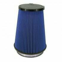 AirAid Shelby GT500 / GT350 SynthaMax Non-Oiled Replacement Air Filter (Blue)