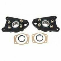 Strange A1096 Street / Strip C-Clip Eliminator Kit for OEM Axle Ends and Factory Axles (1994-2004 Mustang GT)