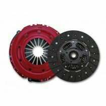 RAM Clutch HDX clutch set HD 4.6L & 5.0L 1986-00 Ford Mustang 10.5 Diaphragm 1 1/16-10 - 88794HD
