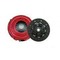 RAM Clutch HDX clutch set HD 4.6L & 5.0L 1986-00 Ford Mustang 10.5 Diaphragm 1 1/8-26 - 88794HDT