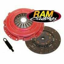 Ram 88955HDX 5.0L HDX Clutch Kit 23 Spline (2011-2017 Mustang GT / 2012-2013 Boss 302)