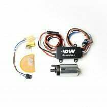 Deatschwerks 440lph in-tank brushless fuel pump and PWM controller with install kit (1999-2004 Mustang GT) - 9-441-C103-0908