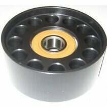 VMP 90-S-B 90mm Idler Pulley for use w/ smaller Supercharger Pulleys (2007-2014 GT500 / 2011+ Coyote with Roush / VMP / Whipple)
