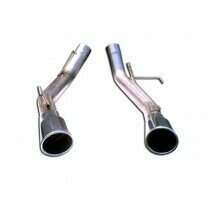 MRT Engineering 05-2010 Mustang GT / Shelby GT500 KR Muffler-Delete Axle-Back