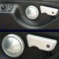 UPR 97-04 Lumbar Knob and Recliner Lever for all F-Series
