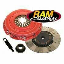 Ram Powergrip 10 Spline Clutch Kit (86-95 Mustang 5.0L)