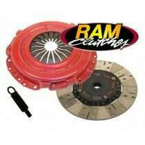 RAM 98952HDT Mustang Powergrip HD 26 Spline Performance Clutch (05-2010 Mustang GT ; Bullitt)