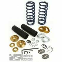 Maximum Motorsports 79-04 Mustang Front Coil Over Kit with Springs for Bilstein Struts - COP-1