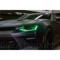 Diode Dynamics RGBWA Upper & Lower DRL Boards for 17-20 Chevrolet Camaro ZL1 Diode Dynamics (2017-2020 Camaro) - DD2296