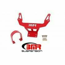 BMR DSL110R Red Driveshaft Safety Loop, Front 2015-2020 Dodge Challenger