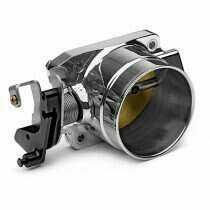 Accufab 70mm Polished Throttle Body 96-04 GT